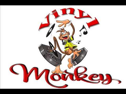 Funky Vinyl  Monkey
