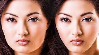 8 Eficientes ejercicios para adelgazar tu cara