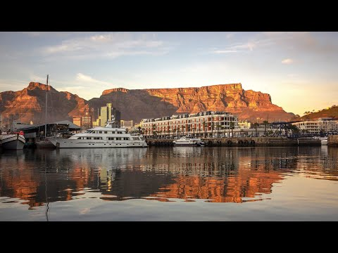 Cape Grace Hotel (Cape Town, South Africa): impressions & re