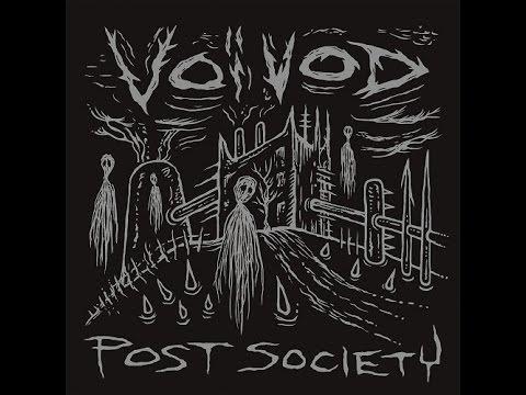 Voivod  Post Society 2016 Full EP