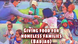 Kaunting tulong para sa mga Homeless Families   Badjao   GMA, Cavite