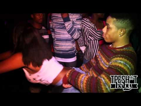 The Official Hella Saucy Yiken Party (SF) @PricelessDaROC | #GetItIndy (IN CLUB YIKING TUTORIAL)