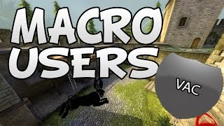 CS:GO SHOULD BHOP MACROS BE BANNED?
