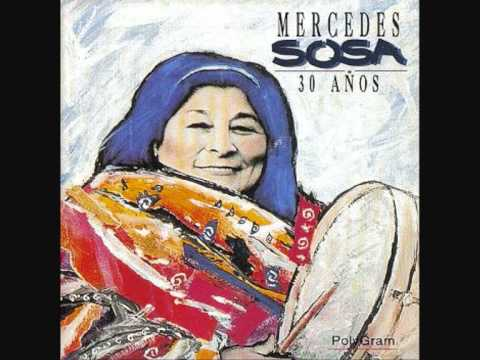 Mercedes sosa al jard n de la rep blica youtube for Al jardin de la republica