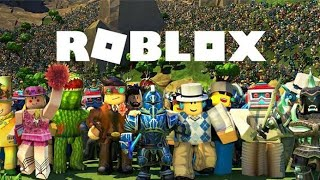 Roblox's first video ✌️ on the channel 🎮🎮🎮✌️