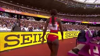 Video Fatima Diame   Long Jumper With Best Butt You Ever Seen! Butt shots compilation! download MP3, 3GP, MP4, WEBM, AVI, FLV September 2018