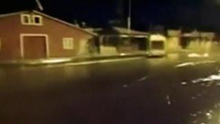 8.3 earthquake hits off coast of Chile