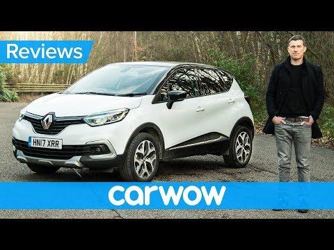 Renault Captur 2018 SUV in-depth review   Mat Watson Reviews