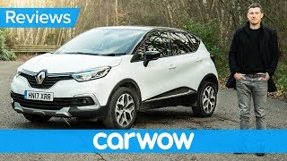 Renault Captur 2018 SUV in-depth review | carwow