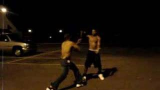 New Orleans Fight/Kenner City Fight Jermaine Vaughn