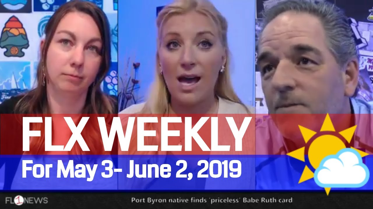 FLX WEEKLY: June Arrives in the Finger Lakes & Kathrine Chase in-studio (podcast)