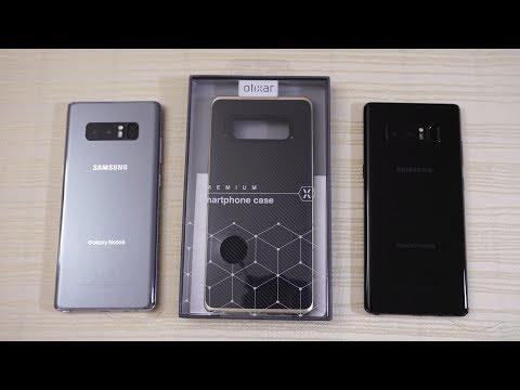 Download Youtube: Olixar X-Duo Case for Samsung Galaxy Note 8! (4K)