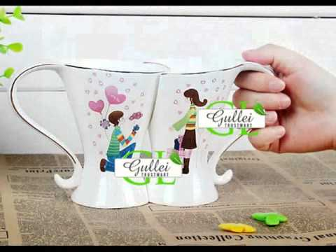 unique coffee couple cups christmas gifts