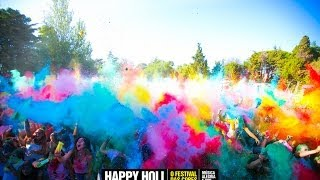 Happy Holi Lisboa 2013 - Official Aftermovie