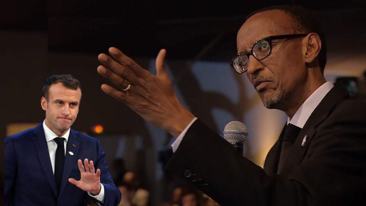Kagame Bold & Fearless Speech on African Leaders Running to France for African Solutions
