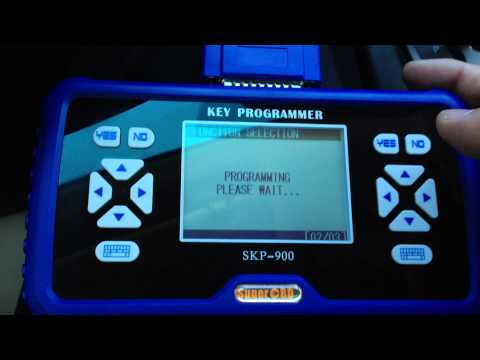 SuperOBD Key Programmer SKP900 for Toyota Smart Key