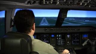 How to land an airliner (FREEview 103)