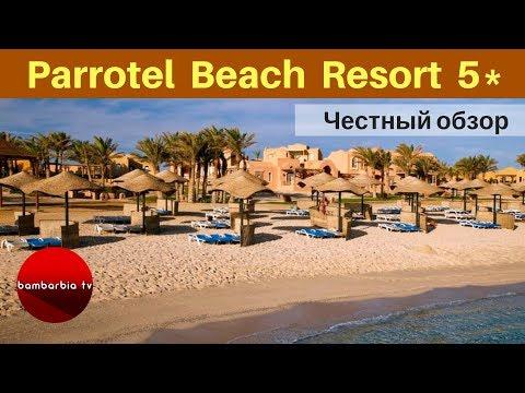 Честные обзоры отелей Египта: PARROTEL Beach Resort 5* (Шарм-эль-Шейх)