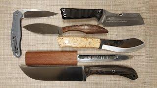 ППР. Планы и новые ножи
