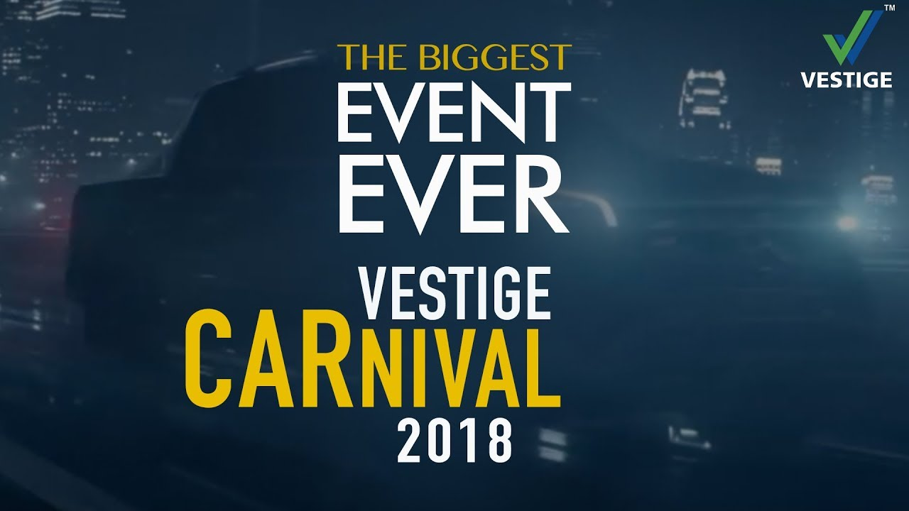 The Biggest Ever Event Vestige Carnival 2018 Wellth On Wheels
