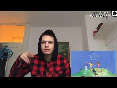 SZA x Calvin Harris - The Weekend (Funk Wav Remix (Audio)) REACTION