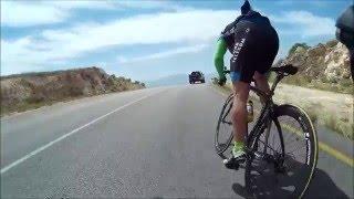 Denizli Cycling Team Hakan hocadan yokuş sprinti :)
