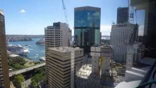 Time Lapse: 200 George St Construction & Circular Quay