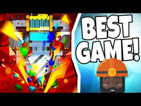 Drilla | BEST Mining Mobile Game EVER!