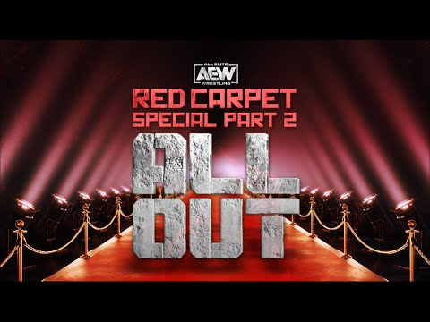 AEW All Out Red Carpet Part Two |  09/05/20 Jacksonville, Fl