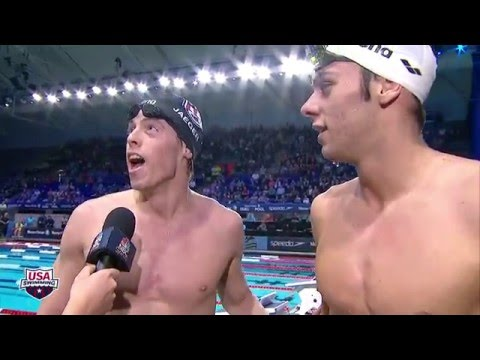 2015 Mutual of Omaha Duel in the Pool - 1500M Freestyle - Men