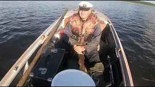 На рыбалку с баяном  Часть 1  Нашли окунёвую яму