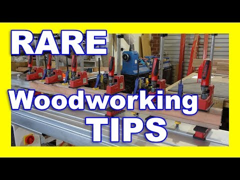 Rare Woodworking TIPS – Baby Cot DAILY Woodworking Vlog 4