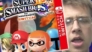 Smash Bros. Switch: It SHOULD Be a Port!
