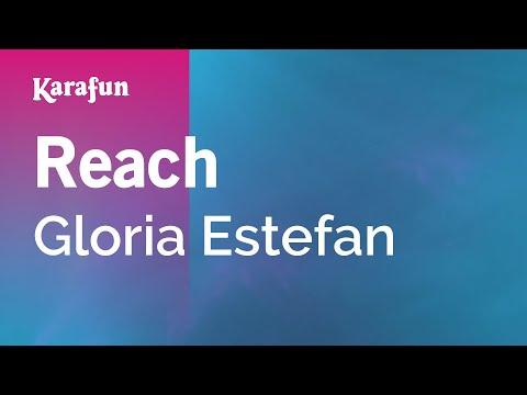 Karaoke Reach - Gloria Estefan *