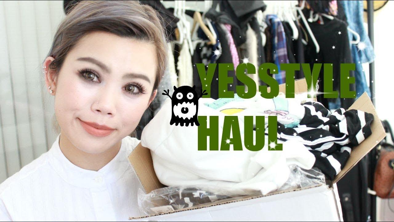 YesStyle Haul - YouTube