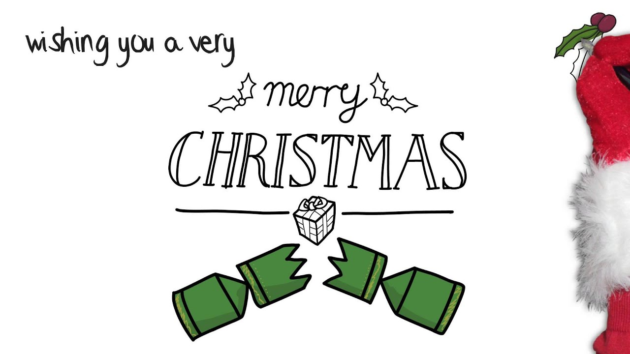 Free Christmas template scribe for VideoScribe users - YouTube