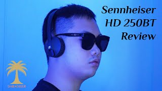 Sennheiser HD 250BT Review   DARADISER ®