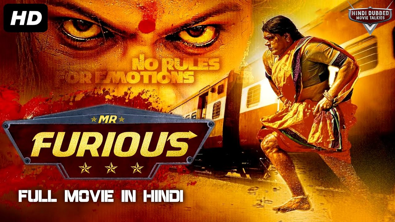 MR FURIOUS - Blockbuster Full Action Hindi Dubbed Movie   South Indian Movies Dubbed In Hindi