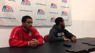 Lafayette College vs. Boston University 3-5-2014: BU Post Game Press Conference