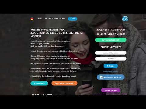 JUGL Заработок без вложений в социальной сети JUGL Как верифицировать телефон Вывод заработанного в