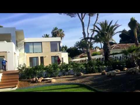 President@agent4stars.com - Near Marbella South of Spain contemporary Beach  villa