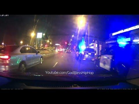 👮🏾 Cops invade East LA after world series ends. Dodger fans targeted
