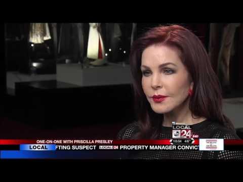 Priscilla Presley On Elvis Presleys Memphis Story