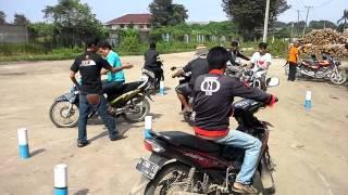 Banten Safety riding cara lulus buat SIM dgn LSDC