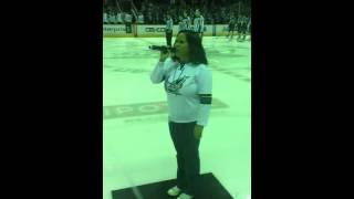 San Jose Barracuda National Anthem