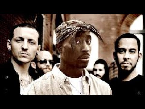 2Pac ft  Eminem & Linkin Park   In The End RIP Chester Bennington