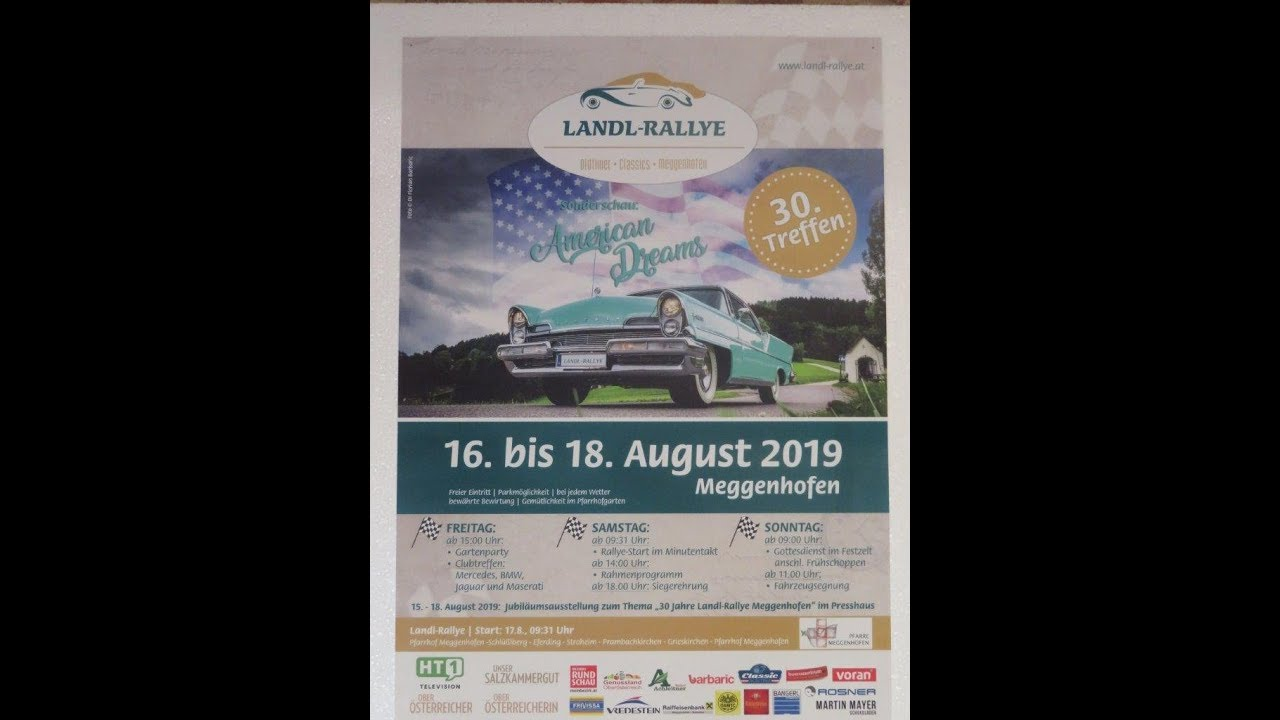 Aktuelles - Landl-Rallye