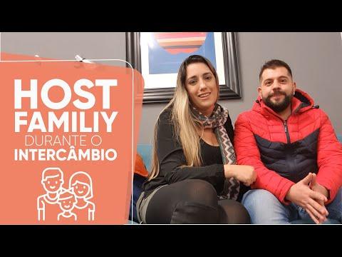 HOST FAMILY DURANTE O INTERCÂMBIO