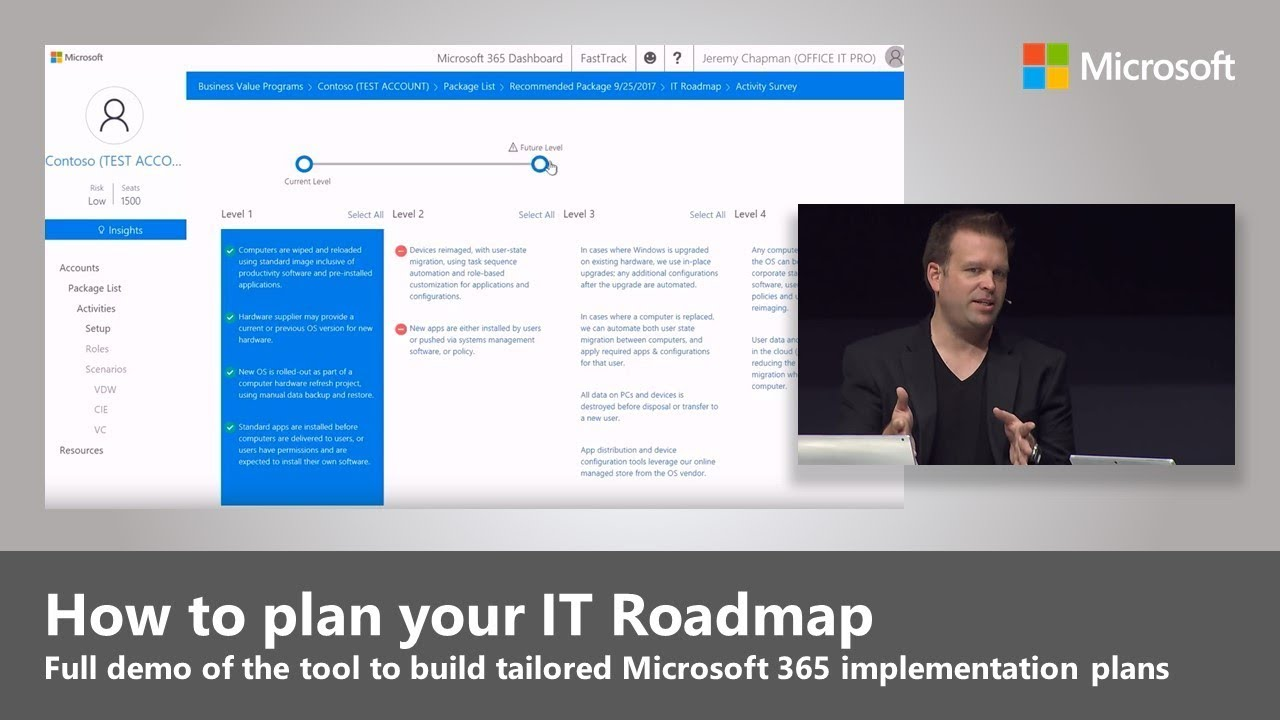 introducing the it roadmap planning tool a new way to build tailored implementation plans
