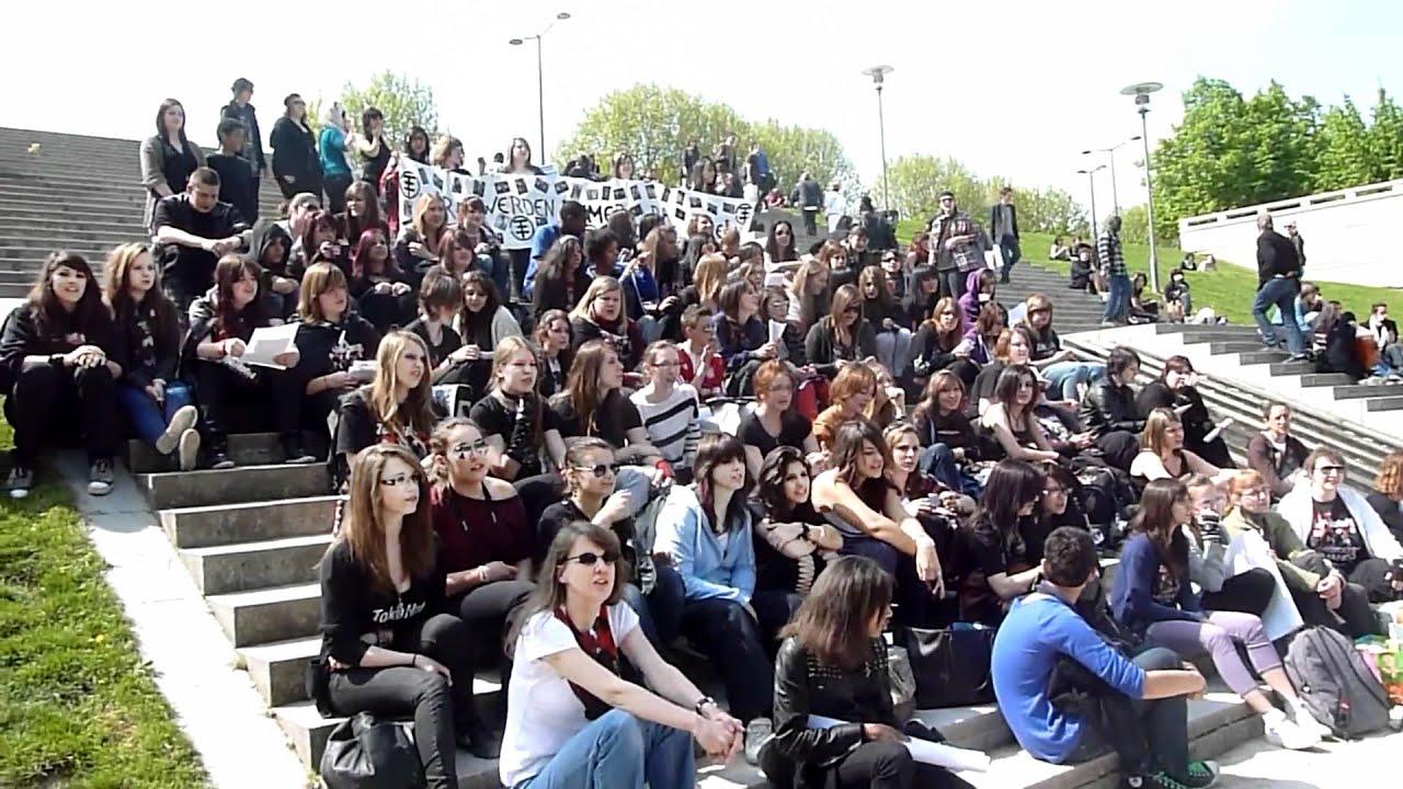 Durch Den Monsun - Tokio Hotel Day Paris 16th April